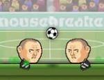 لعبة كرة قدم الرؤوس المضحكة